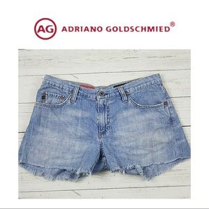 AG Jean's Shorts The Angle Size 29R